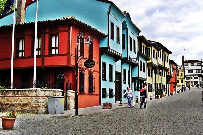 ÇANAKKALE TURU (Ankara-Eskişehir-Balıkesir-Bursa)