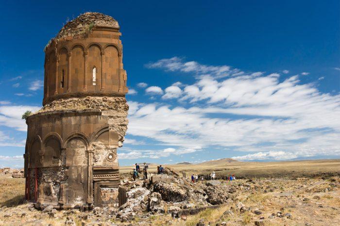 Erzurum Sarıkamış Kars Ani Harabeleri